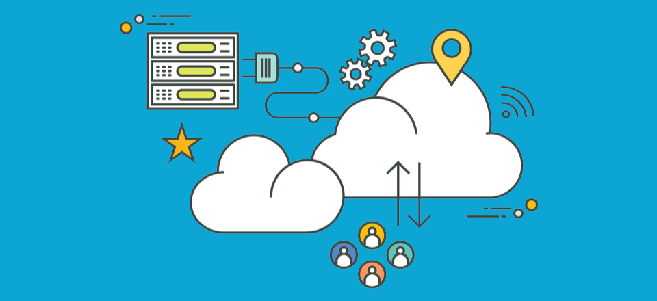 Managed Web Hosting services do technical WordPress things for you.