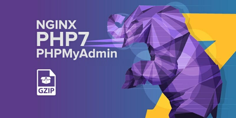 PHP 7, Nginx and Gzip are the musts of a WordPress host.